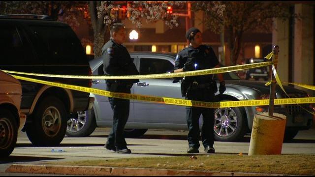 Gunshots Fired Outside Eton Square Restaurant In Tulsa