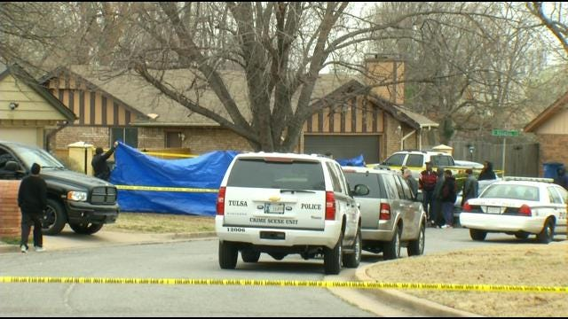 Arrest Made After Man Found Shot To Death In Tulsa Driveway