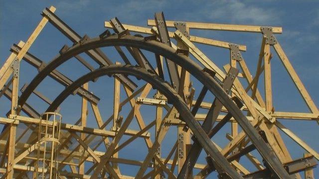 Silver Dollar City Unveils Unique New Wooden Roller Coaster