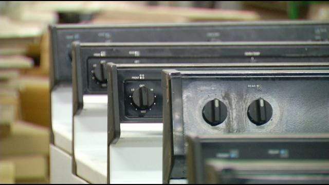 Company Donates Old Apartment Appliances To Tulsa's ReStore