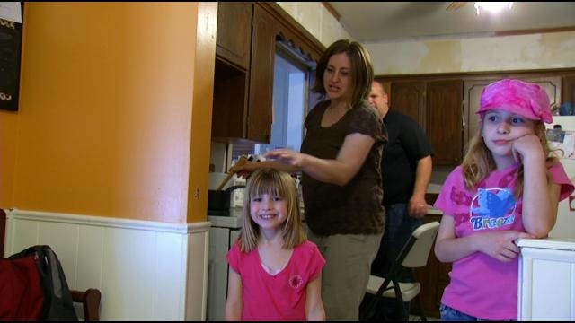 Economy Forces Tulsa Family To Choose Between Hunger And Asking For Help