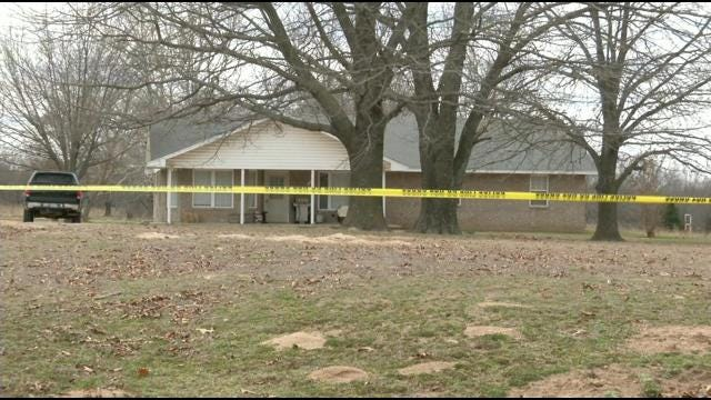 Neighbor Shocked At Murders Of Okfuskee County Couple In Their Home