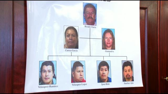 'Operation Poker Chip' Nets 7 Human Trafficking Convictions In Tulsa