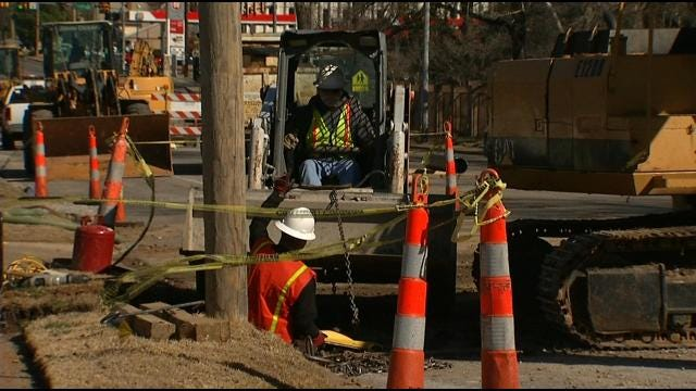 City Says Fixing Tulsa Streets Is Priority For Third Penny Sales Tax Funds