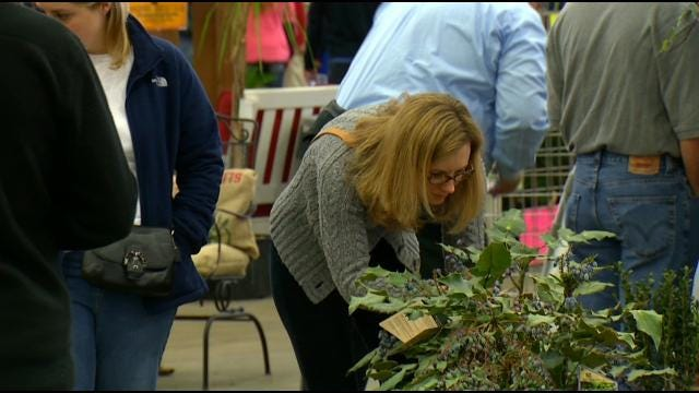 Tulsa Home And Garden Show Provides Answers For Drought Issues