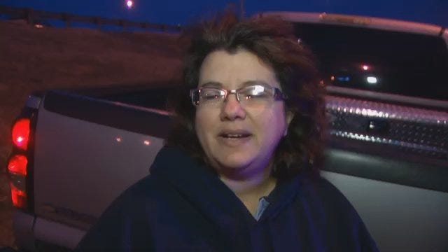 WEB EXTRA: Sheila Wright Talks About Crash Involving Her Son