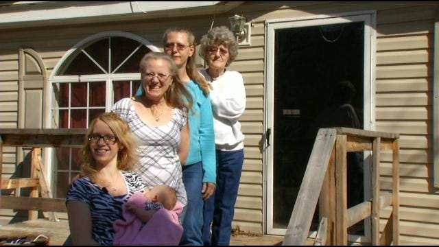 Meet Locust Grove Family With 5 Generations Of First-Born Girls