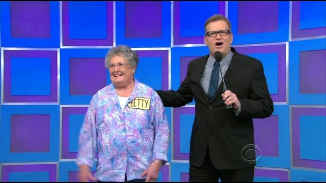 Tulsa Woman Appears On Price Is Right