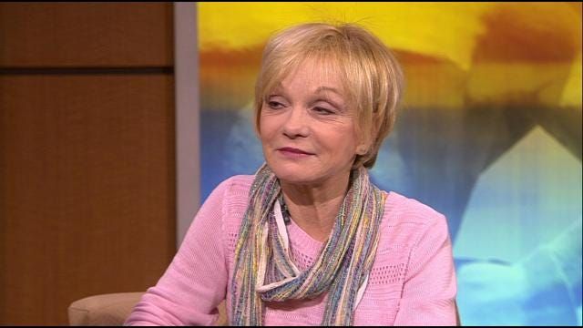 Tony Nominee Cathy Rigsby On Six In The Morning