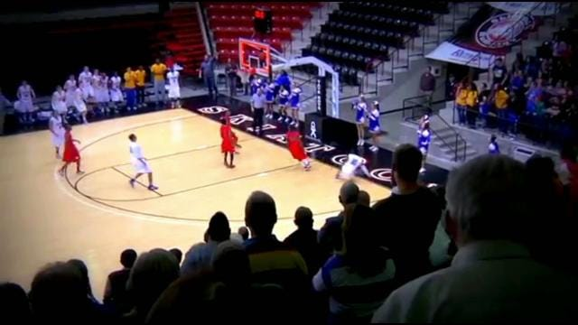 Miracle Shot Sends Victory Christian To State