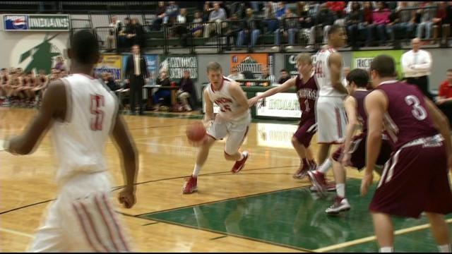 Tulsa Schools Battle For State Tournament Berths