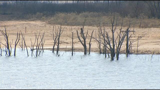 Trouble Not Over For Lone Chimney Lake, Despite Rain, Snow