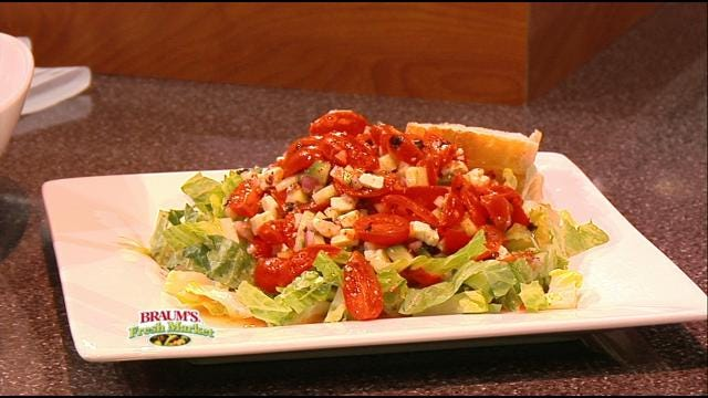 Urban Kitchen's Greek Salad