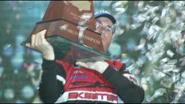 Pace Setter: Mississippi Angler Reels In 2013 Bassmaster Classic Title