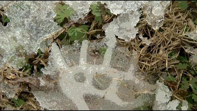 Sheriff: Footprints In Snow Lead To Inola Burglar