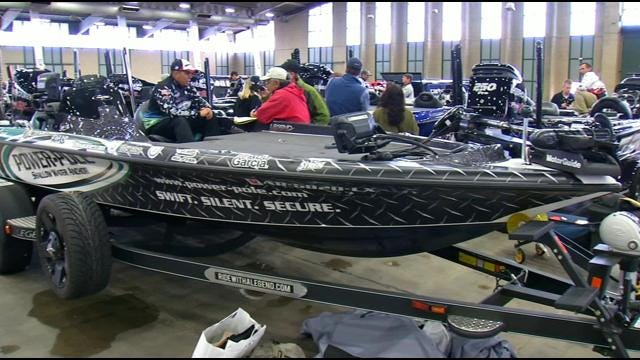 A Champion's Boat: Bassmaster Classic Showcases Top Technology