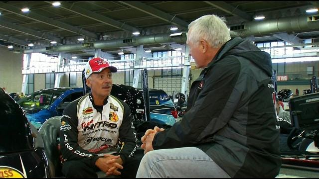 Anglers From All Over The World In Oklahoma For Bassmaster Classic