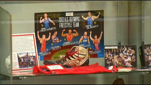 Senator Jim Inhofe Fights To Keep Wrestling In Olympic Games