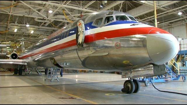 Teamsters Continue Drive To Represent Tulsa American Airlines Mechanics