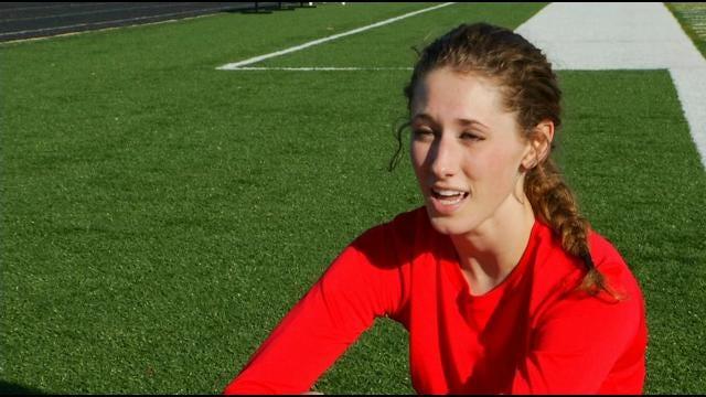 Beggs Senior Runner Going National