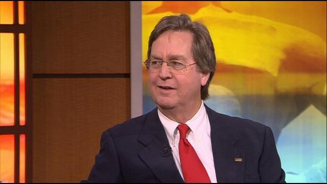 Tulsa Mayor Dewey Bartlett Visits Six In The Morning