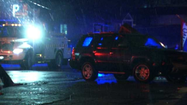 WEB EXTRA: Video From Scene Of Crash At 15th And Delaware