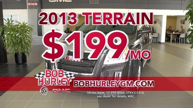 Bob Hurley GMC: Truck Month