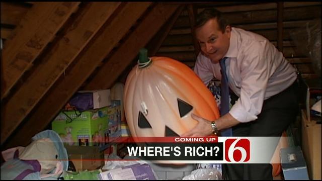 Week #2: Where's Rich?