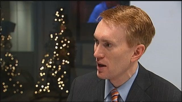 WEB EXTRA: Jennifer Loren Talks To Congressman James Lankford Pt. 1