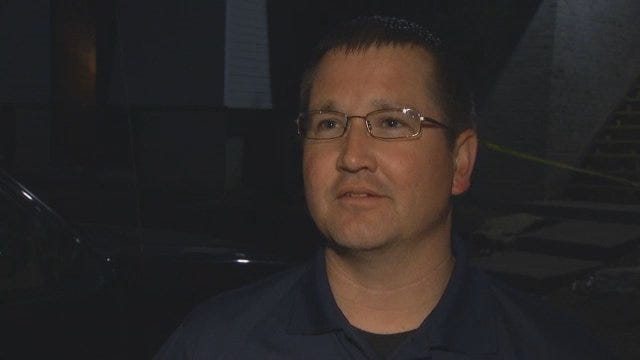 WEB EXTRA: Tulsa Police Detective Mark Sole Talks About Fatal Shooting