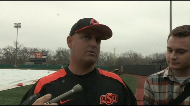 OSU Baseball Coach Josh Holliday Looking For Solid Pitching