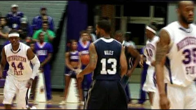 Highlights From ORU's Loss To Northwestern State