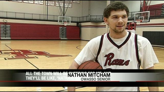 Special-Needs Basketball Player Set To Suit Up For Owasso