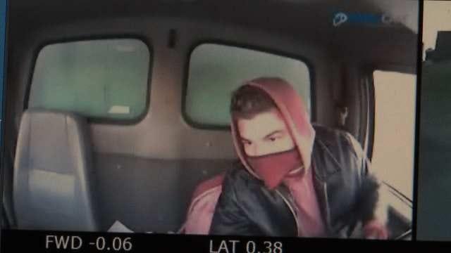 WEB EXTRA: Tulsa Police Release Surveillance Video Clip