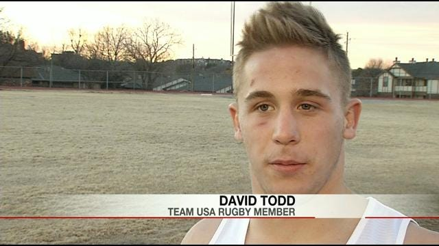 Union High Student To Play For Team USA Varsity Rugby