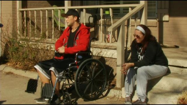 Tulsa Man Injured In Hit And Run Hoping For Break In Case