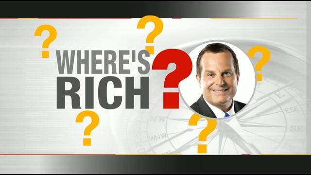 Week #1: Where's Rich?