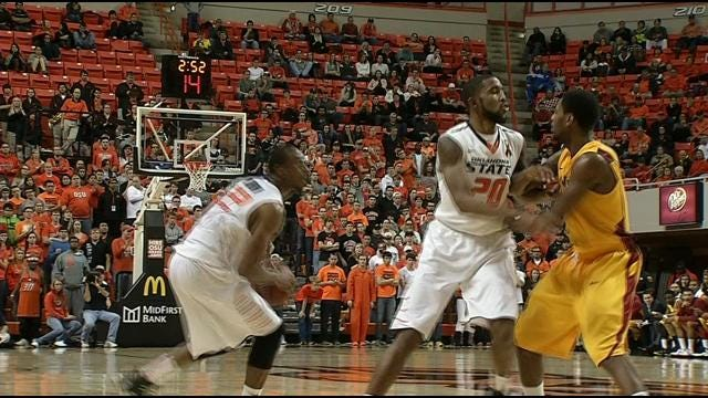 Oklahoma State Facing A Tough Test At Kansas