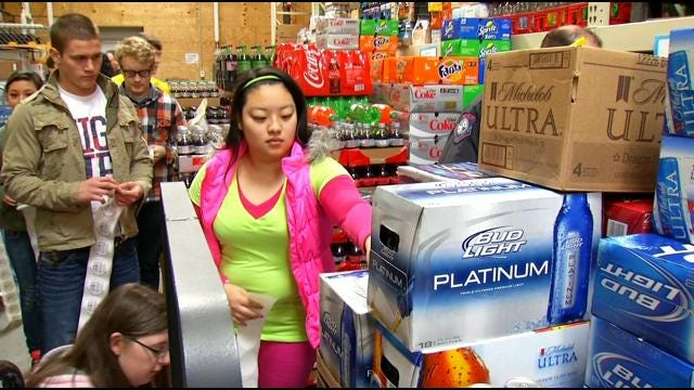 Bixby Teens Remind Parents To Guard Against Underage Drinking
