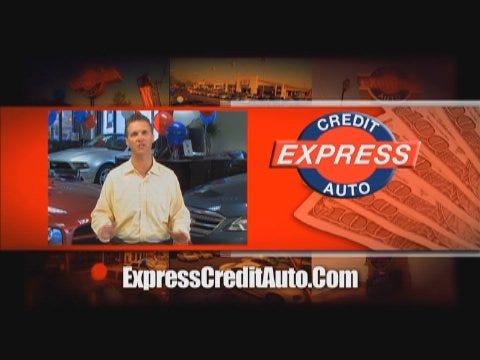 Express Credit Auto: Don't Wait
