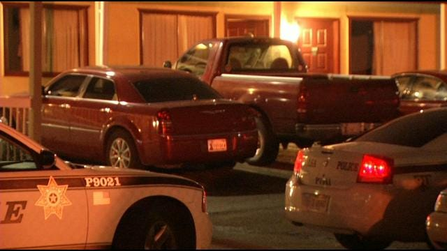 Tulsa Police: Undercover Motel Sting Finds Women Forced Into Prostitution