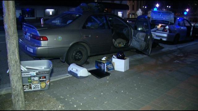 Tulsa Police Arrest Three In Bomb Prank
