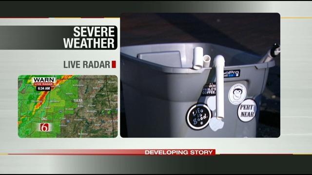 Tulsa Police Arrest 3 In Bomb Prank