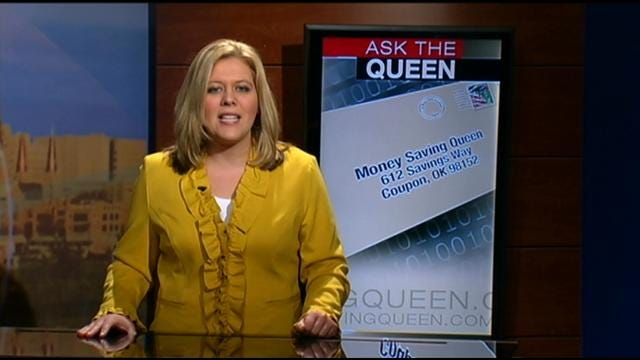 Money Saving Queen: Answers Viewer Question
