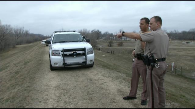 Human Skull, Bones Found Near Banks Of Arkansas River
