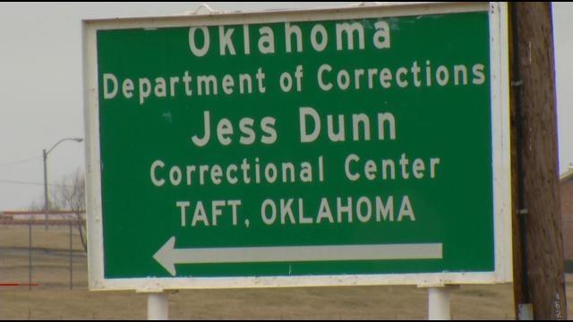 Felon Escapes From Oklahoma Correctional Facility