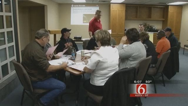 Salvation Army Holds Disaster Training Weekend In Tulsa