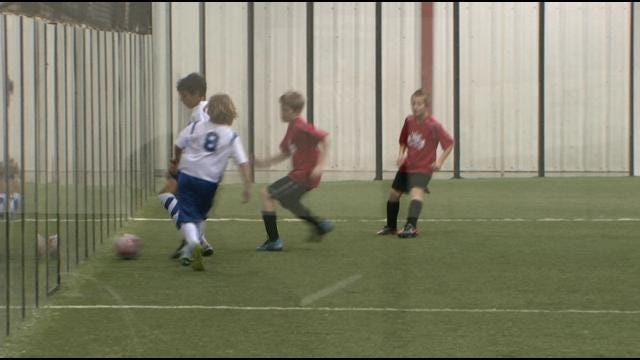 Youth Soccer Growing In Popularity In Tulsa