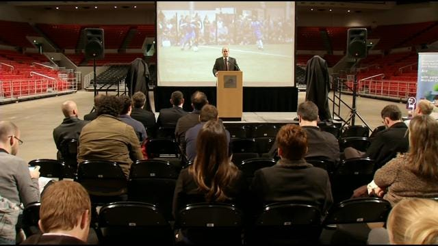 Professional Soccer Coming Back To Tulsa