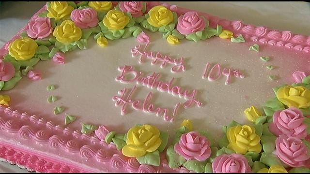 Broken Arrow Woman Celebrates 104th Birthday
